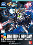 Thumbnail 4 for Gundam Build Fighters Try - LGZ-91 Lightning Gundam - SD Gundam BB Senshi #398 (Bandai)