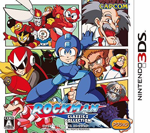 Image 1 for Rockman Classics Collection