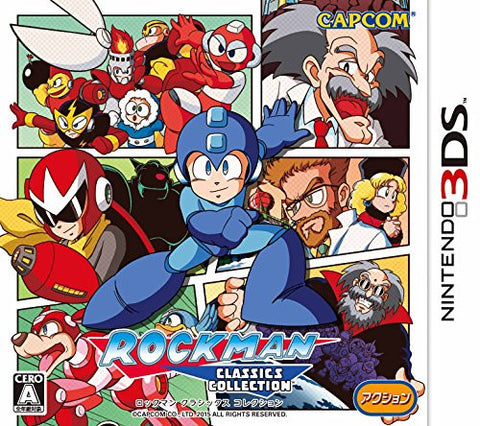 Image for Rockman Classics Collection