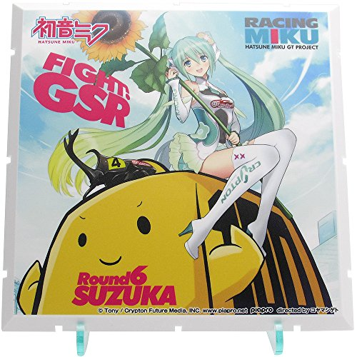 GOOD SMILE Racing - Hatsune Miku - Dioramansion 150 - Dioramansion 150: Racing Miku Pit 2017 Optional Panels - Rd.6 SUZUKA - Racing 2017 ver. (Good Smile Company, PLM)