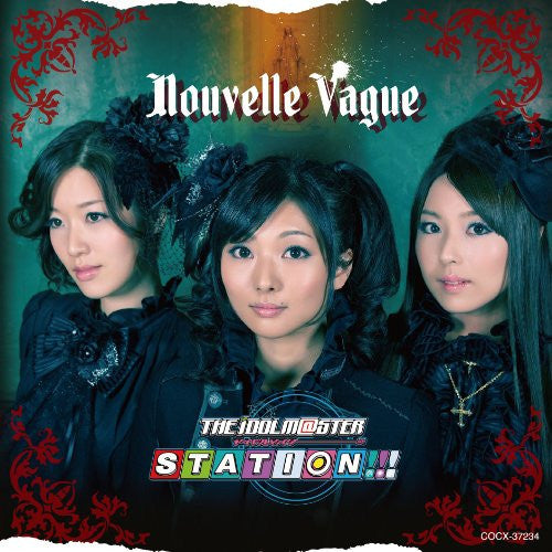 Image 1 for THE IDOLM@STER STATION!!! Nouvelle Vague