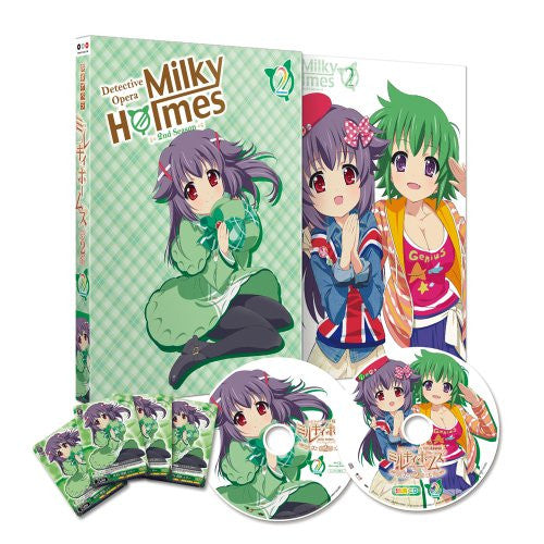 Image 1 for Tantei Opera Milky Holmes 2 Vol.2