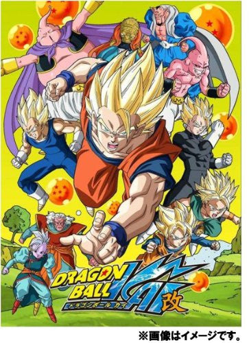 Image 1 for Dragon Ball Kai Majin Boo Hen Blu-ray Box 2