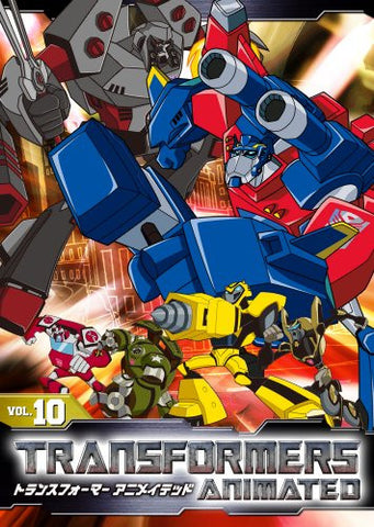 Image for Transformers Animated Vol.10
