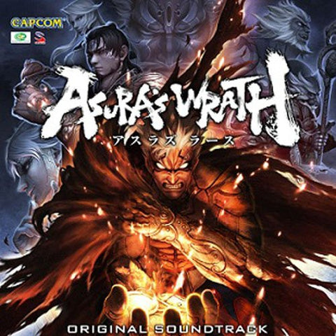 Image for ASURA'S WRATH Original Soundtrack