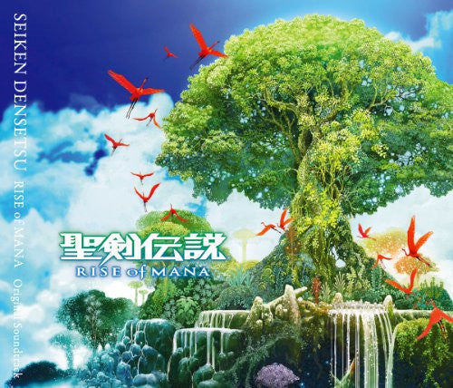 Image 1 for Seiken Densetsu RISE of MANA Original Soundtrack