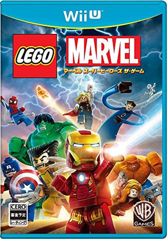 Image for LEGO Marvel Super Heroes The Game