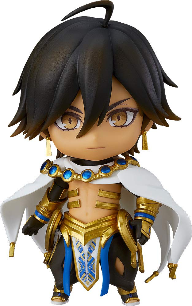 Fate/Grand Order - Ozymandias - Nendoroid #1296 - Rider (Orange Rouge)