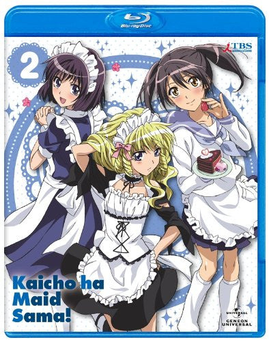 Image 2 for Maid Sama! 2 [Blu-ray+DVD+CD Limited Edition]