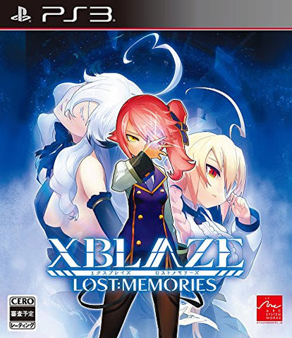 Xblaze Lost: Memories