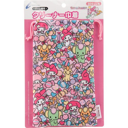 Image 1 for My Melody Pouch for 3DS LL (Pink)