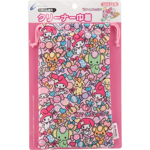 Image for My Melody Pouch for 3DS LL (Pink)