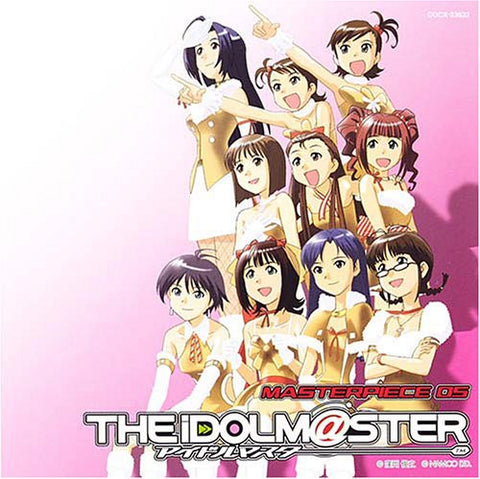 Image for THE IDOLM@STER MASTERPIECE 05