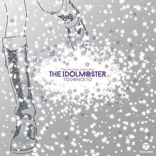 Image 1 for The Remixes Collection THE IDOLM@STER TO D@NCE TO