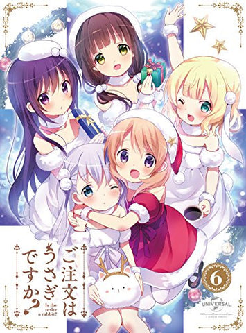 Image for Is The Order A Rabbit Vol.6 [Limited Edition]