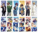 Thumbnail 1 for Hakuouki SSL ~Sweet School Life~ - Saitou Hajime - Clear Poster - Hakuouki SSL Sweet School Life - Clear Poster Collection (Gift)