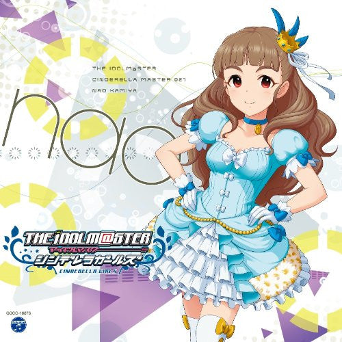 Image 1 for THE IDOLM@STER CINDERELLA MASTER 027 Kamiya Nao