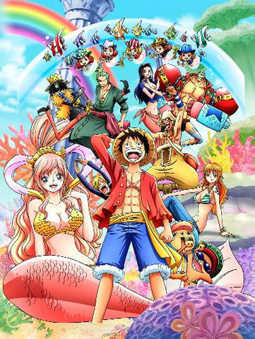 Image for One Piece 15th Season Gyojin To Hen Piece Vol.13
