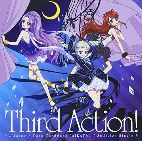 Image 1 for Aikatsu! Audition Single 3 Third Action!
