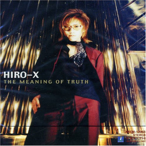 Image 1 for THE MEANING OF TRUTH / HIRO-X
