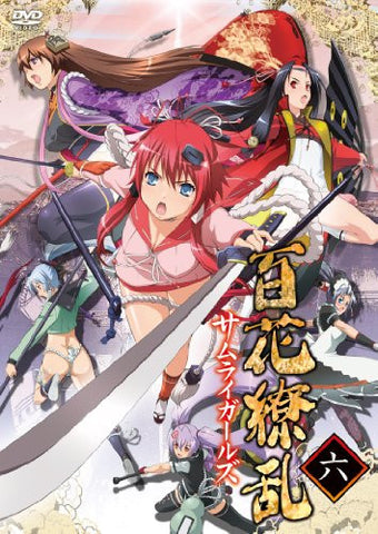 Image for Hyakka Ryoran Samurai Girls Vol.6
