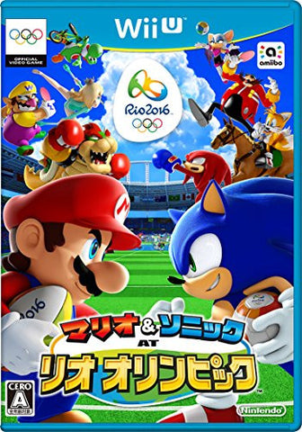 Image for Mario & Sonic at the Rio 2016 Olympic Games