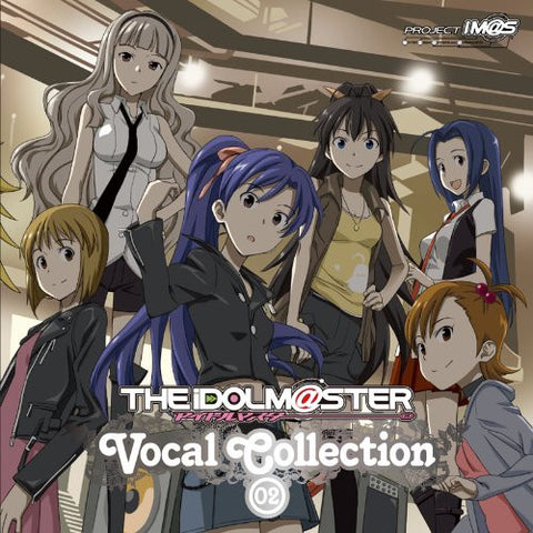 Image for THE iDOLM@STER Vocal Collection 02