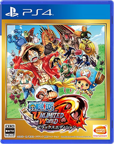 One Piece: Unlimited World R Deluxe Edition