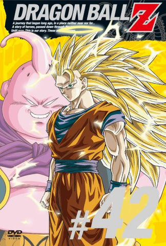 Image for Dragon Ball Z Vol.42