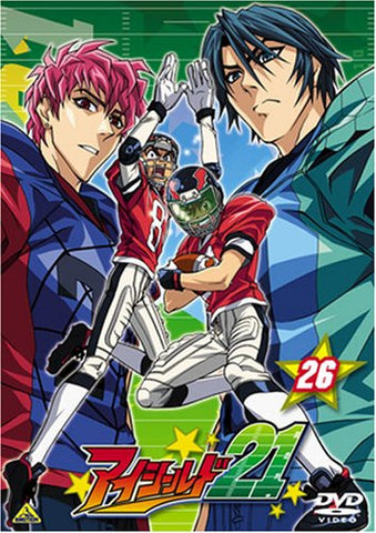 Image for Eyeshield21 Vol.26