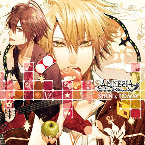 Image for AMNESIA World CharacterCD SHIN & TOMA