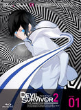 Thumbnail 1 for Devil Survivor 2 The Animation Vol.1