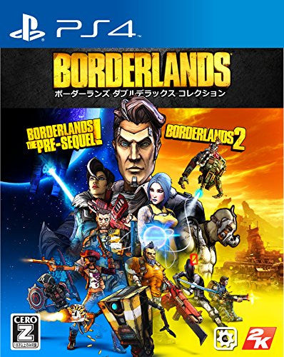 Image 1 for Borderlands [Double Deluxe Collection]
