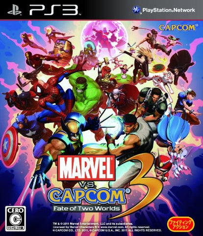 Image for Marvel vs. Capcom 3: Fate of Two Worlds