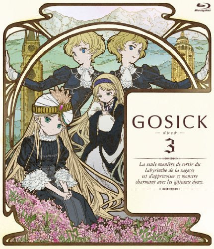 Image 1 for Gosick Vol.3 [Blu-ray+CD]