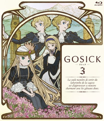 Image for Gosick Vol.3 [Blu-ray+CD]