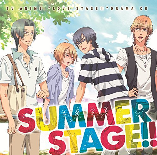 "Image 1 for TV ANIME ""LOVE STAGE!!"" DRAMA CD SUMMER STAGE!!"