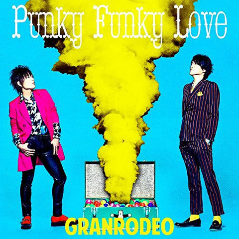 Image for Punky Funky Love / GRANRODEO