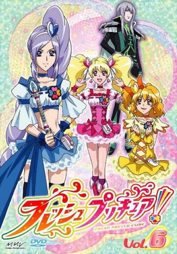 Image 1 for Fresh Pretty Cure Vol.6