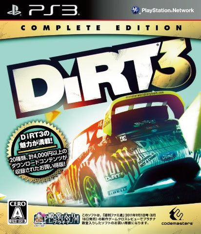 Image for Dirt 3 Complete Edition
