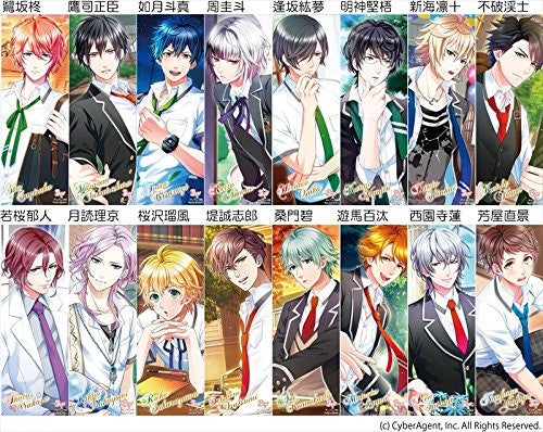 Image 2 for Boyfriend (Kari) - Takatsukasa Masaomi - Stick Poster - Boyfriend (Kari) Chara Pos Collection (Ensky)
