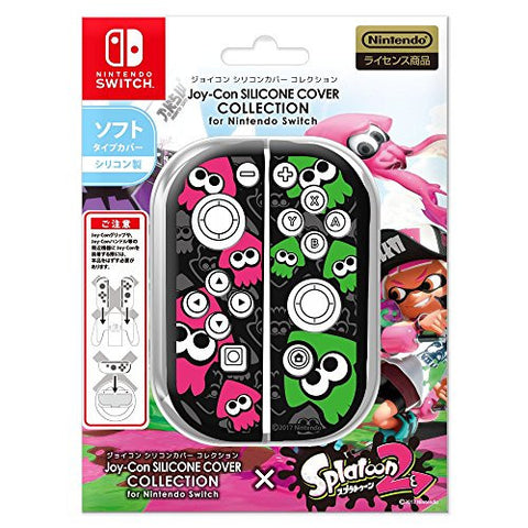 Splatoon 2 - Nintendo Switch Joy-Con Cover - Type B