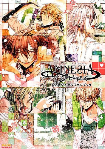 Image 1 for Amnesia Later Official Visual Book