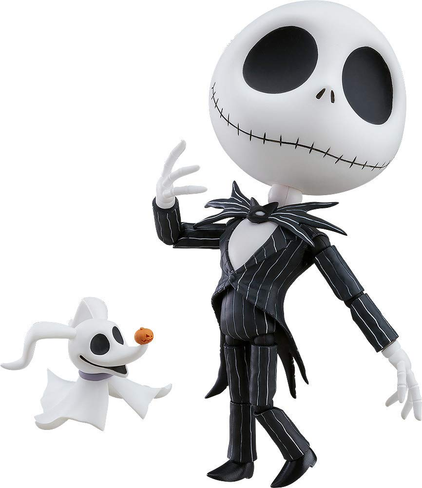 The Nightmare Before Christmas - Jack Skellington - Zero - Nendoroid #1011 (Good Smile Company)