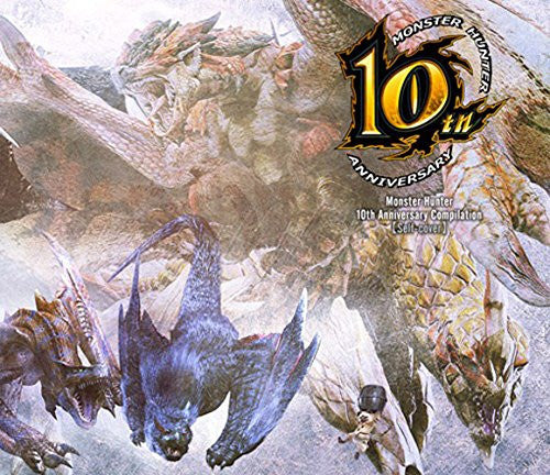 Image 1 for Monster Hunter 10th Anniversary Compilation Album [Self Cover]