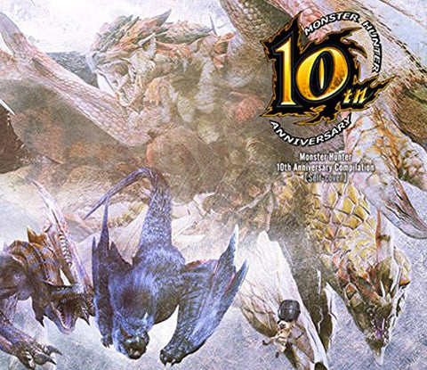 Image for Monster Hunter 10th Anniversary Compilation Album [Self Cover]