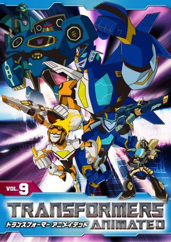 Image for Transformers Animated Vol.9
