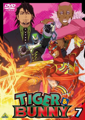 Image 2 for Tiger & Bunny 7