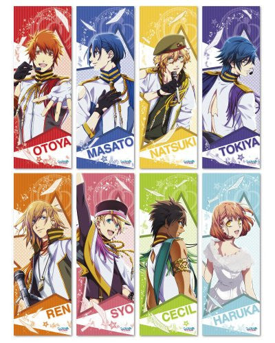 Image 2 for Uta no☆Prince-sama♪ - Maji Love 2000% - Camus - Kotobuki Reiji - Kurosaki Ranmaru - Mikaze Ai - Pos x Pos Collection - Stick Poster - Uta no☆Prince-sama♪ Maji Love 2000% Pos x Pos Collection - Quartet Night (Media Factory)