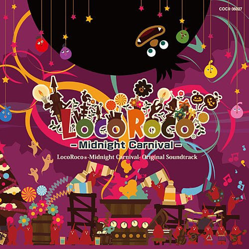 Image 1 for LocoRoco -Midnight Carnival- Original Soundtrack